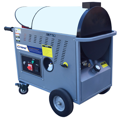 Professional industrial hot water high pressure cleaner CW-DW25