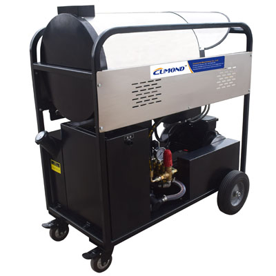 Professional industrial hot water high pressure cleaner CW-DW28E