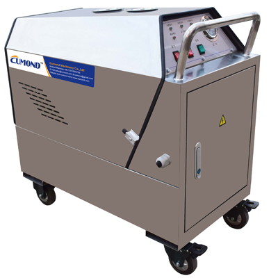Mobile steam car wash machine ES12 dry steam cleaner